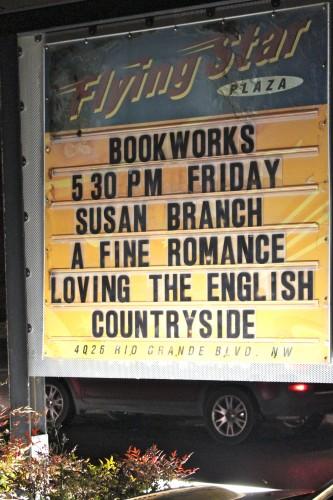 Bookworks in Albuquerque