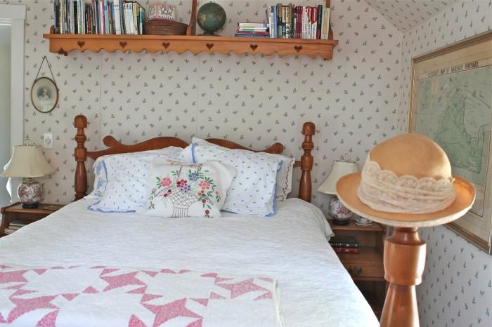 The peter rabbit room susan branch blog for Beatrix potter bedroom ideas