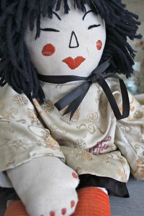 Susan Branch doll