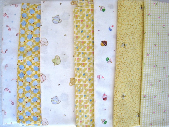 Susan Branch fabric
