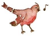 singing bird susan branch art