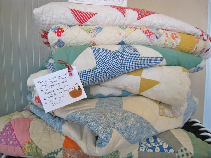 I ♥ Quilts…. | Susan Branch Blog : quilt sales - Adamdwight.com