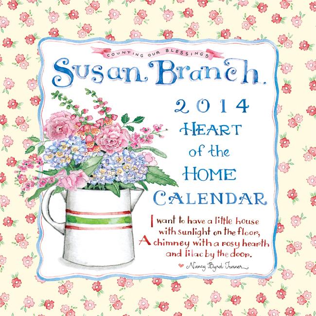 susan branch 2011 16 month pocket calendar