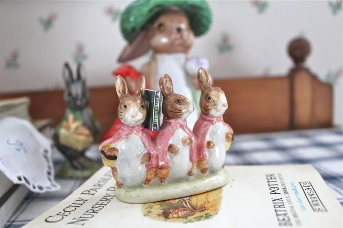 Beatrix Potter room