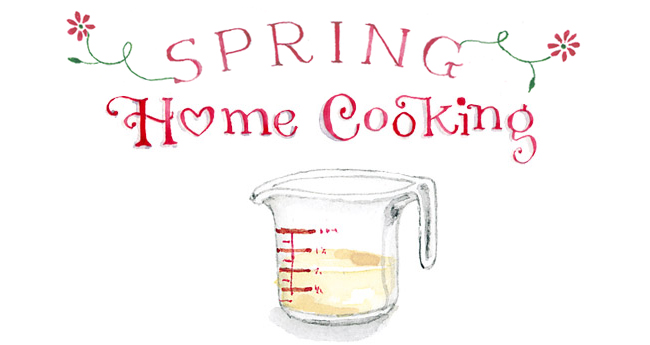 Spring Home Cooking