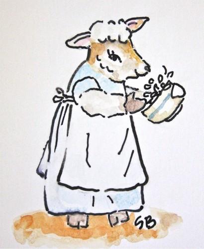 Lambie Pie