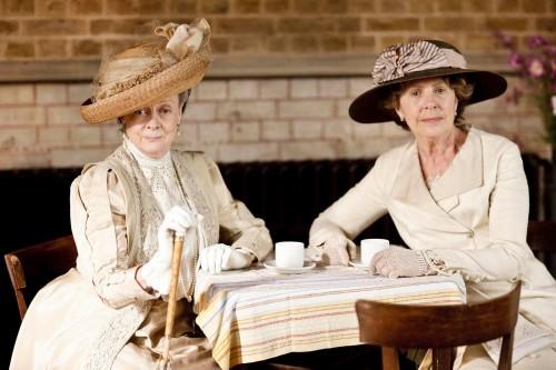 Isobel & Violet