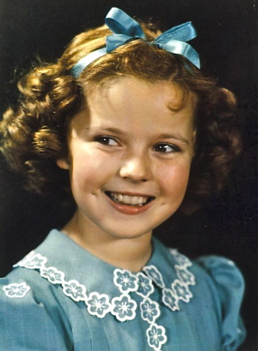 Shirley Temple was an American Valentine | Susan Branch Blog