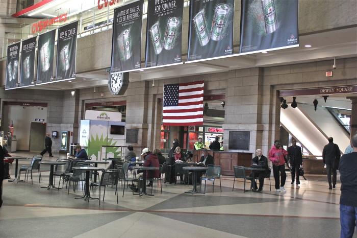 South Station. Boston
