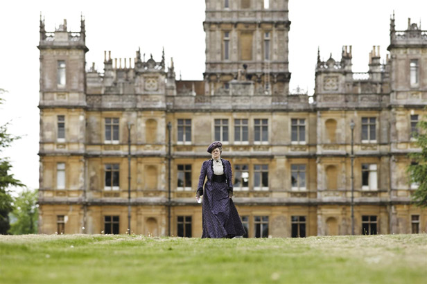 Downton Abbey Highclere Castle Series