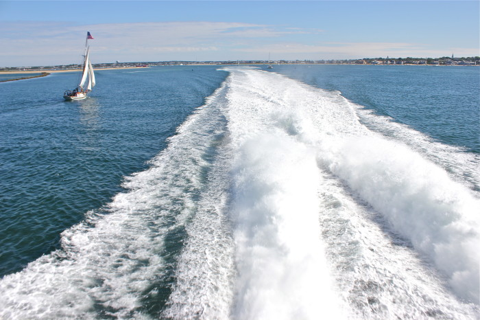 the waterway to Nantucket