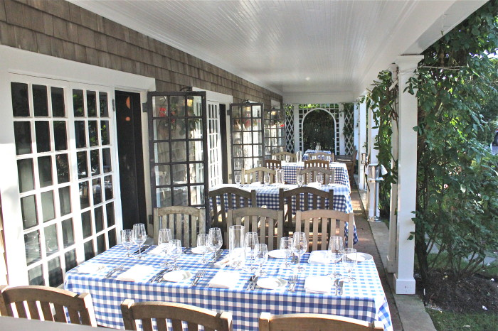 Chanticleer, Nantucket