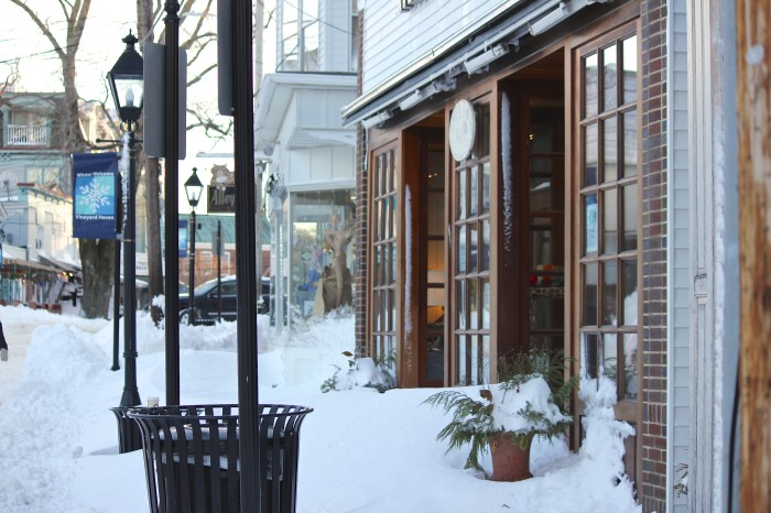 Main street The Haven