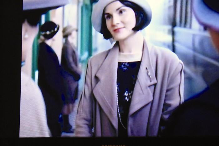 Mary's coat