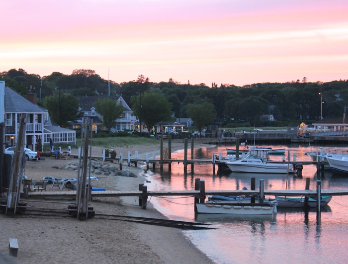 vineyard haven harbor