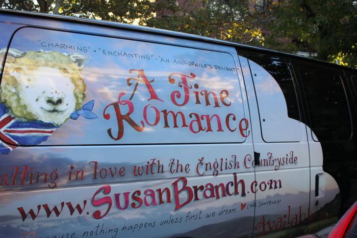 The Fine Romance Van