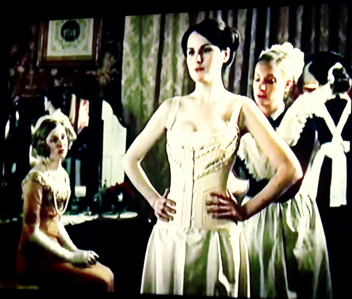 lady mary's underwear