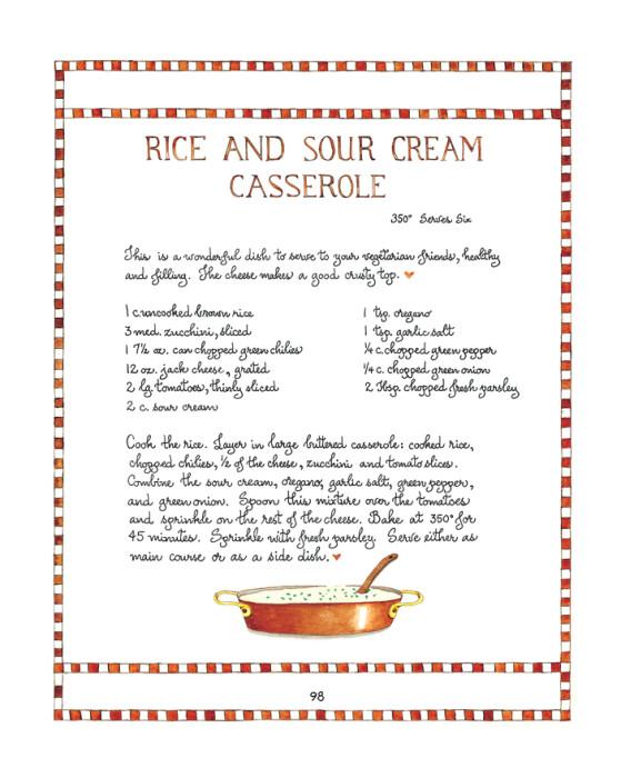ricecasserole