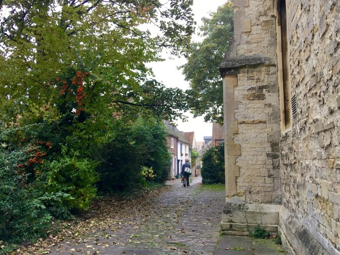 Nov 2 home to st. mary's square