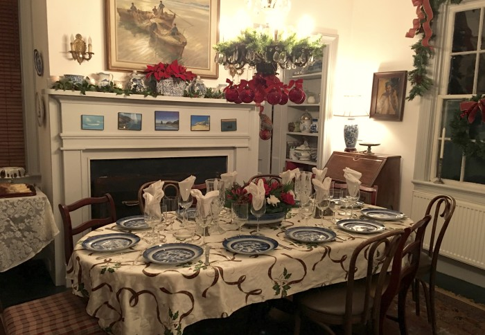 martha's dining room