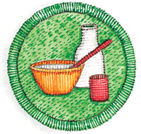 cooking badge