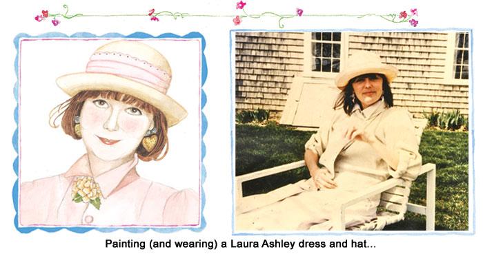 Remembering Laura Ashley Susan Branch Blog