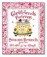 Girlfriends Forever Book
